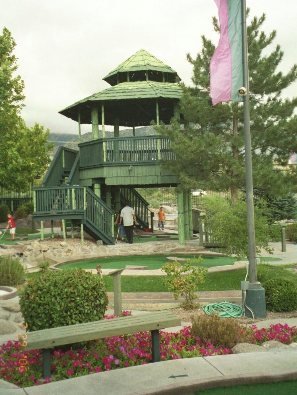 Hinkle Family Fun Center