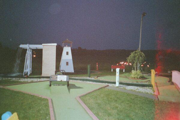 Magic Falls Miniature Golf