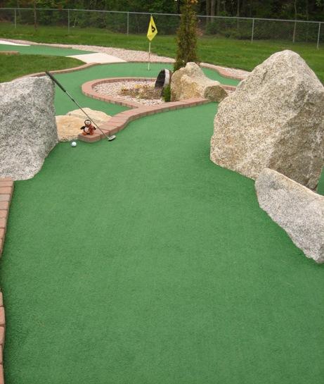 Martels Miniature Golf