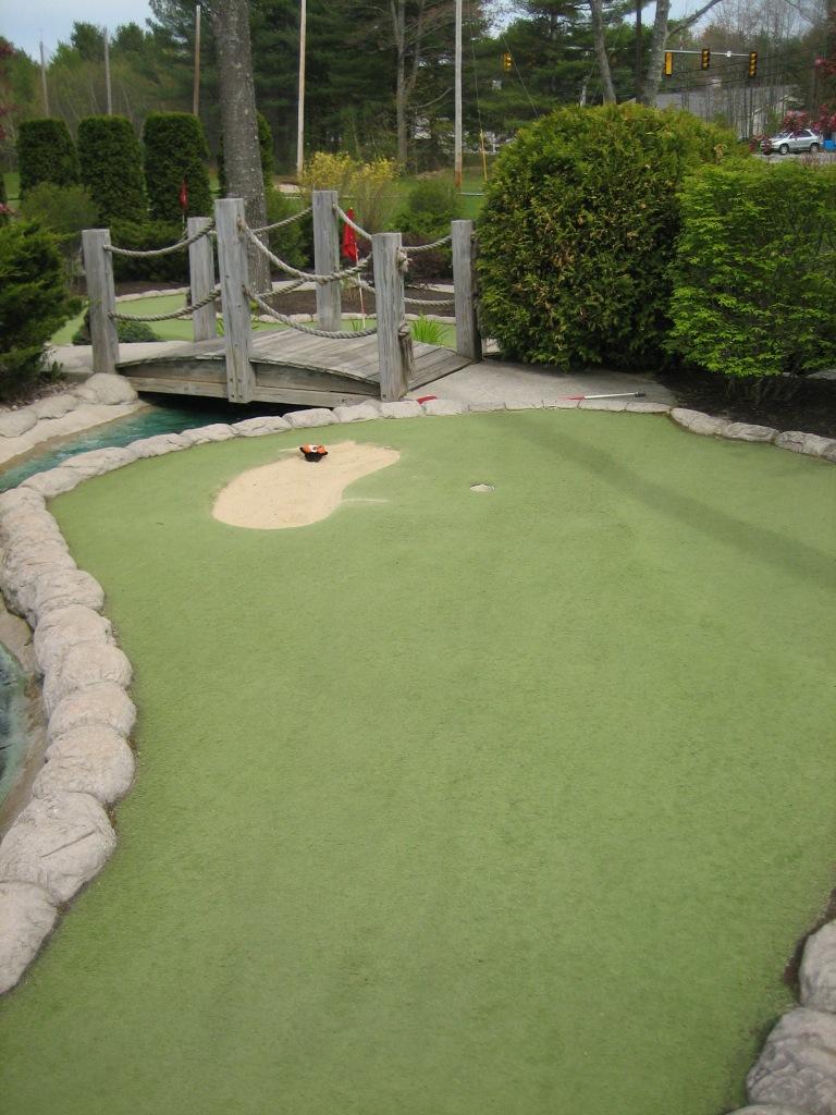 Longshot Golf Center