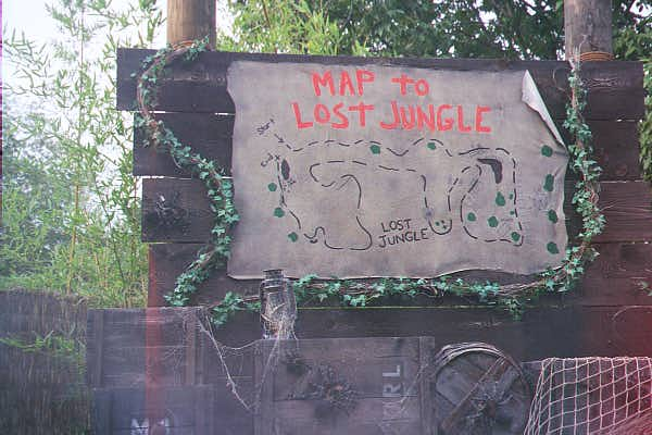 Perils of the Lost Jungle