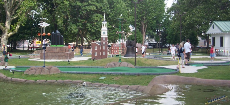 Philly Mini Golf