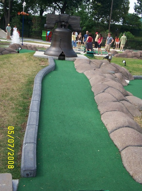 Philly Mini Golf