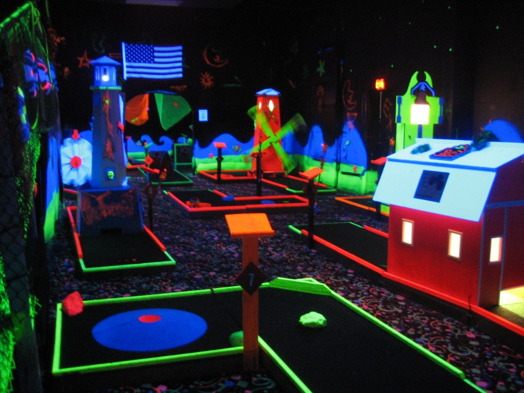Pirate Minigolf Ct