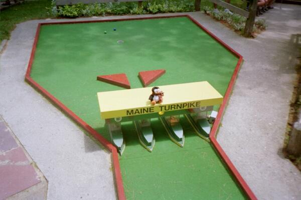 Steamboat Landing Miniature Golf