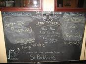 CBH Open at Cambridge House Brew Pub
