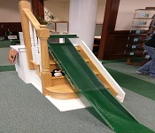 Hall Memorial Library Miniature Golf
