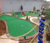 Lessard Lanes Mini Golf