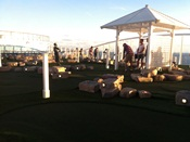 Oasis of the Seas Minigolf