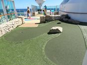 Description: Description: Description: Description: Radiance of the Seas Minigolf
