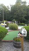 Tin Cup Mini Golf