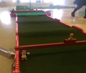 Woodbury Indoor Miniature Golf